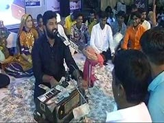 "50 Lakh Showered On Gujarat Folk Singers. ""For An Ambulance,"" Says Organiser"
