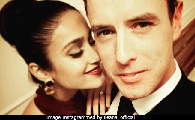 A Pic Of Ileana D'Cruz's Photographer Boyfriend, Finally. See Her Birthday Post For Him