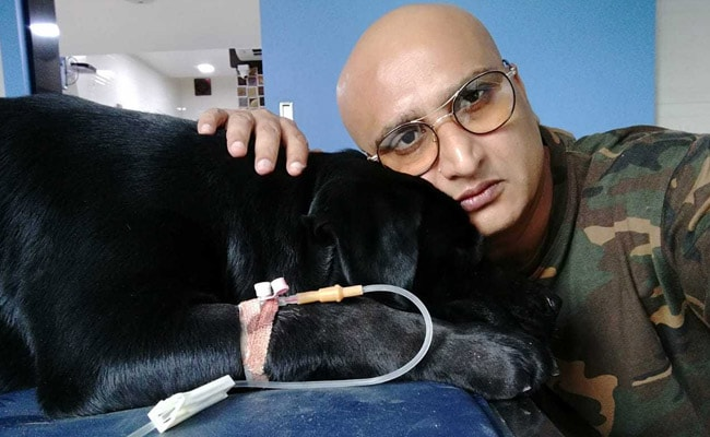 भोजपुरी के महा खलनायक अवधेश मिश्रा के बर्थडे पर बीमार पड़ा चैम्प, नहीं किया सेलीब्रेट