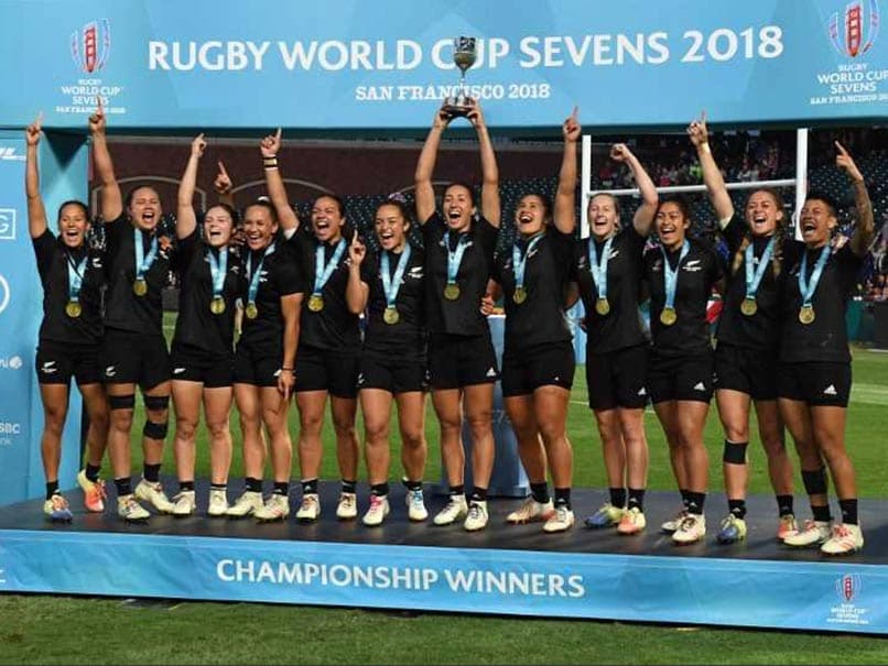 New Zealand Outclass England To Retain World Cup Sevens