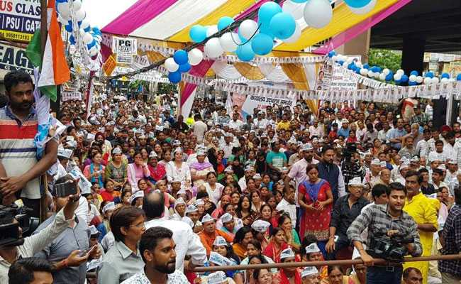 Ahead Of Polls Next Year, AAP Considers 'Small Ticket' Crowdfunding