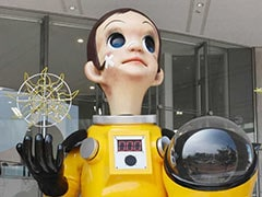 Statue Of Child In Nuclear Radiation Suit In Japan Sparks Online Furore