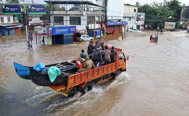 PM Modi Salutes The 'Fighting Spirit' Of People Of Flood-Hit Kerala