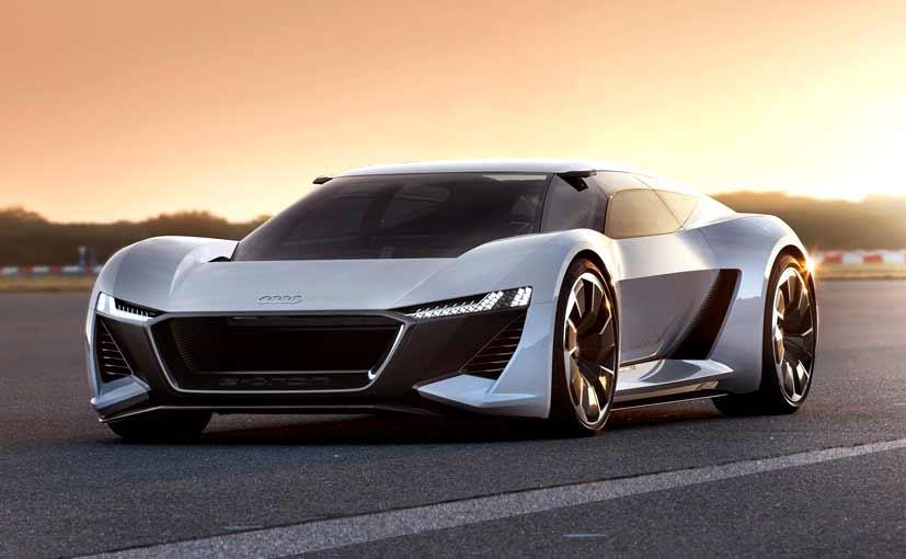 Audi Pb 18 E Tron Concept Car Unveiled At Laguna Seca Ndtv Carandbike