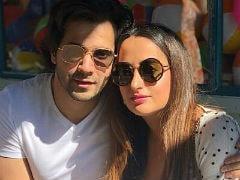 Inside Varun Dhawan And Rumoured Girlfriend Natasha Dalal's London Vacay