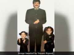 Sonam And Rhea Are (Or Were) Anil Kapoor's Charlie's Angels. See Throwback Thursday Pic