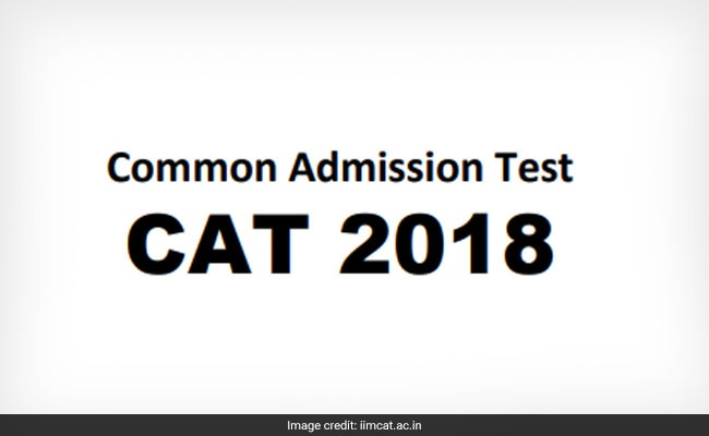 CAT 2018 Exam Over; Slot 2 Similar To Slot 1 Question Paper, Say Experts