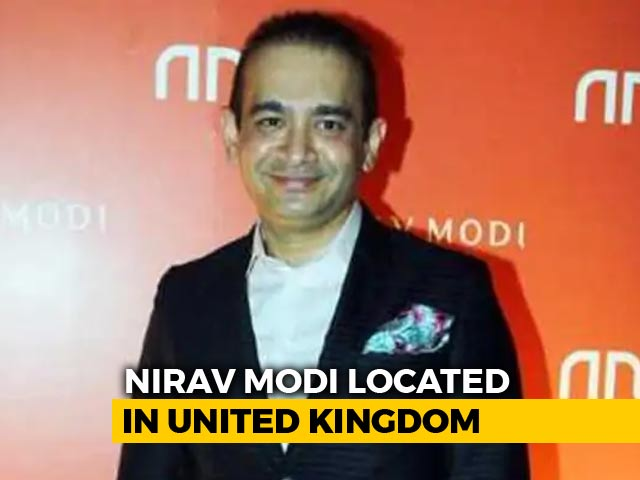Video : Nirav Modi Is In UK, CBI Files For Extradition