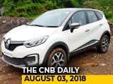 Video : Renault Captur Petrol CVT, Honda Amaze Price, Kawasaki India