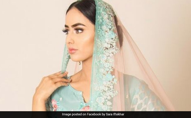 Pakistan-Origin Girl Is First Hijab-Wearing Contestant For Miss England