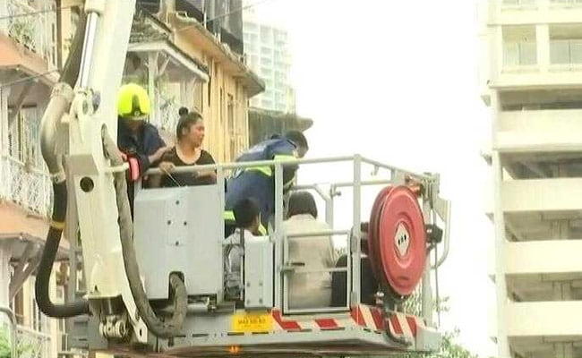 Mumbai Fire Updates: 4 Dead In Fire At Apartments In Parel Area's Crystal Tower