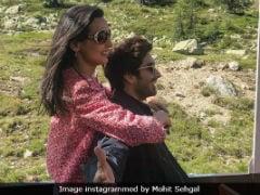 Sanaya Irani And Mohit Sehgal Swiss Vacation Looks Like A Bollywood Film