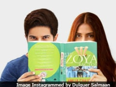 Sonam Kapoor Starts Filming <i>The Zoya Factor</i>, Dad Anil Kapoor Wishes Her Luck