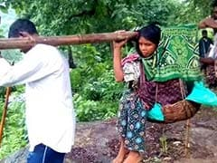 Woman Carried For 12 km To Nearest Ambulance, Delivers On Way, Baby Dies