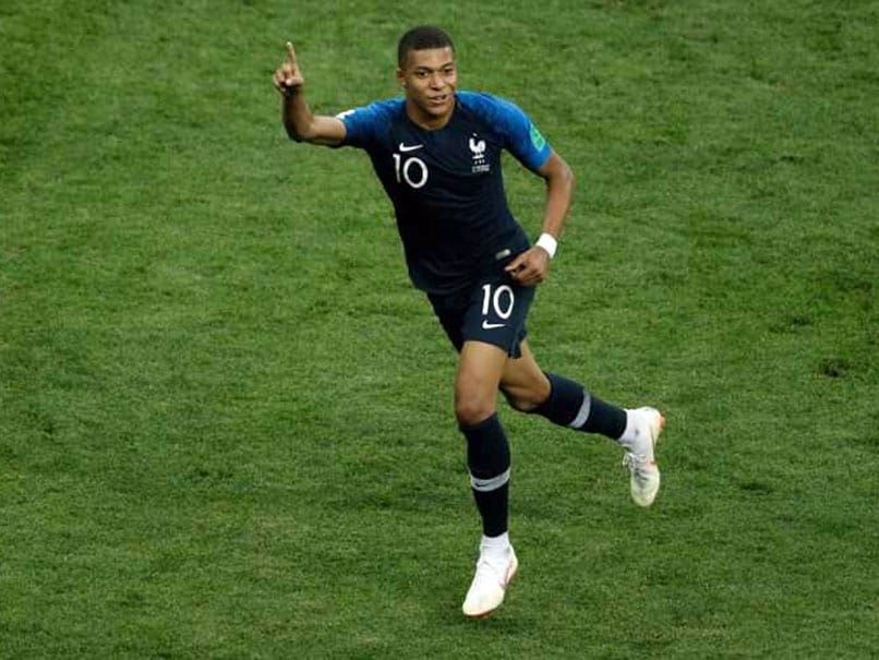 World Cup 2018: Kylian Mbappe
