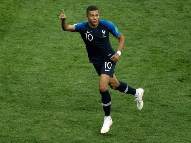 FIFA World Cup 2018: Kylian Mbappes Goal In Final Generated Most Tweets During World Cup