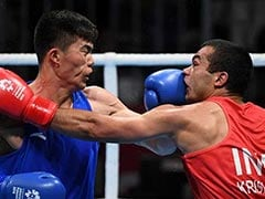 Asian Games: Injured Vikas Krishan Ruled Out Of Semifinal Bout, Takes Home Bronze