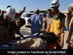 White Helmet Rescue Workers Plead For Evacuation From Syria