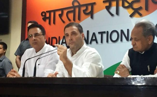 देश के 15-20 'क्रोनी कैपिटलिस्ट' की मदद के लिए की गई नोटबंदी : राहुल गांधी