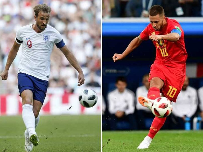 WC 2018, Belgium vs England Third Place Play-Off: When And Where To Watch