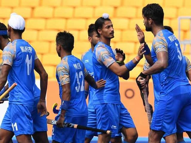 Asian Games 2018: Spirited Indian Mens Hockey Team Thrash Japan