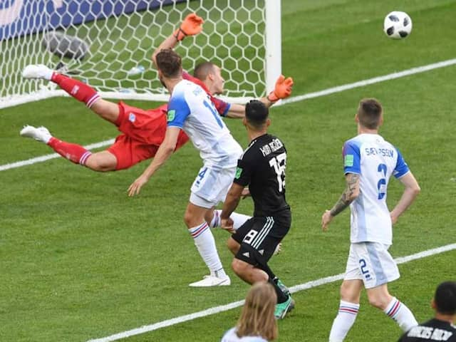 World Cup 2018: Did Homework On Lionel Messis Penalties, Says Icelands Goalkeeper