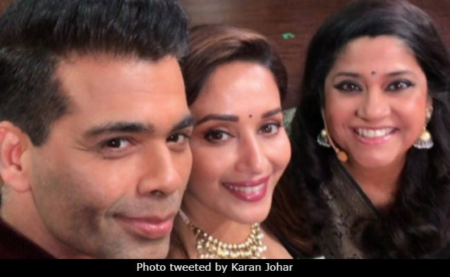 'Madhuri Dixit, Hope All Your Bucket List Wishes Come True,' Tweet Celebs On Her Birthday