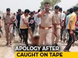 Video : After Outrage Over This Photo, UP Police Apologise
