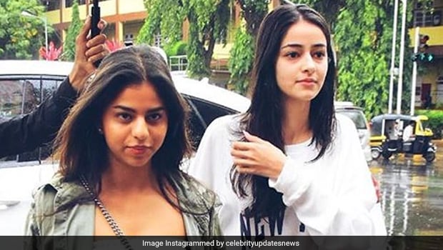 Ananya Panday And Suhana Khan's Sunday Brunch Looks Absolutely Decadent: See Pic Inside