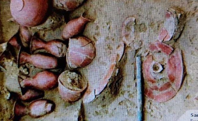 बागपत में मिली हड़प्पाकाल की सबसे बड़ी कब्रगाह, शव के साथ सोने-तांबे की ज्वेलरी और शस्त्र भी मिले