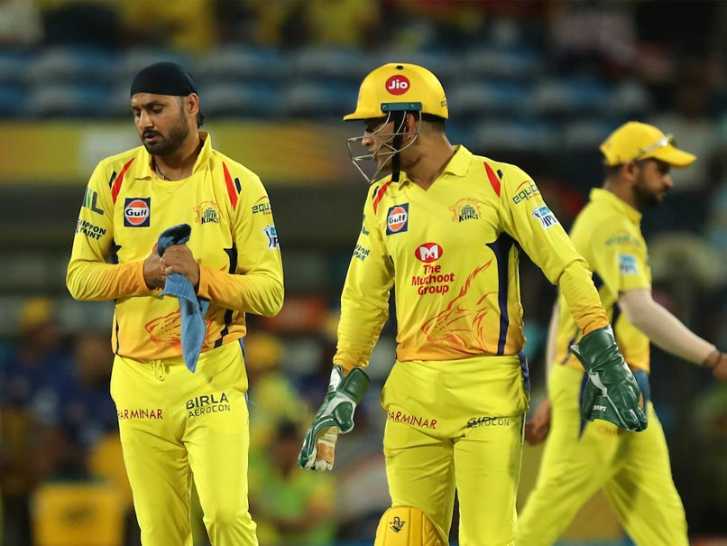 IPL 2018 Final, CSK vs SRH: MS Dhoni Reveals Reason For Not Bowling Harbhajan Singh In Qualifier 1
