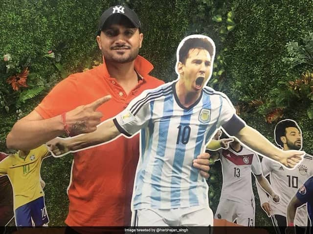 World Cup: Lionel Messi Is Giving Sleepless Nights To Harbhajan Singh. Heres Why