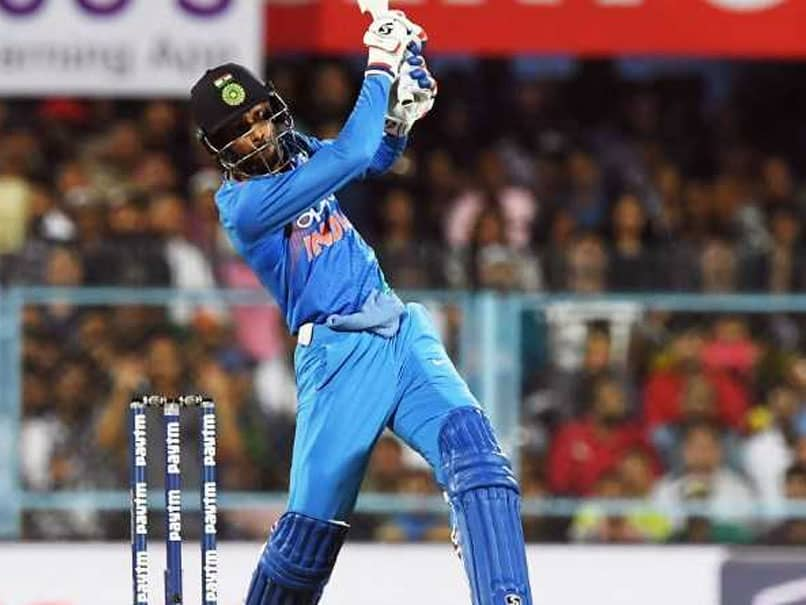 5 Indian batsmen who have a career strike rate of more than 100 in ODI Cricket