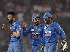 Likes Of Kohli, Dhoni Could Play In England