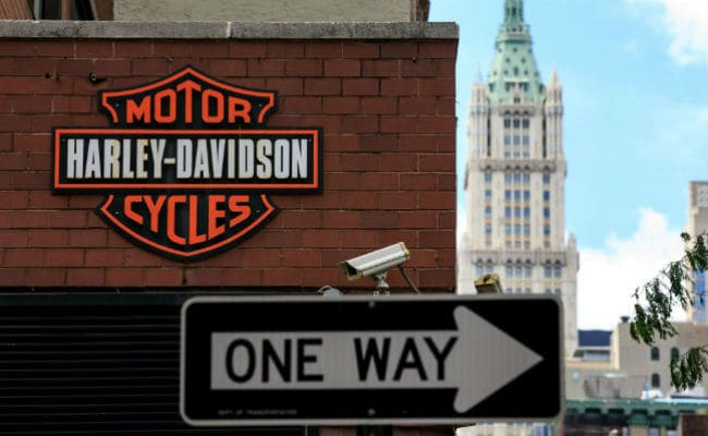 Amid Trade War, Harley-Davidson To Shift Units Out Of US; Trump Says