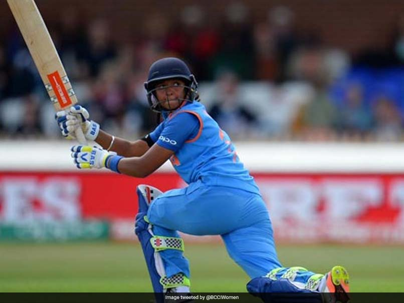ICC Womens World T20: Harmanpreet Kaur Becomes First Indian Woman To Score A T20I Century