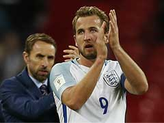 FIFA World Cup 2018: Harry Kane Named England