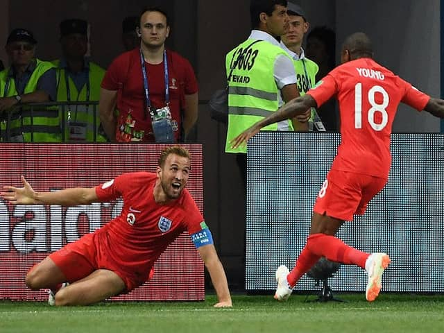 England beat Tunisia by two goals from Harry Kane Fifa World Cup 2018