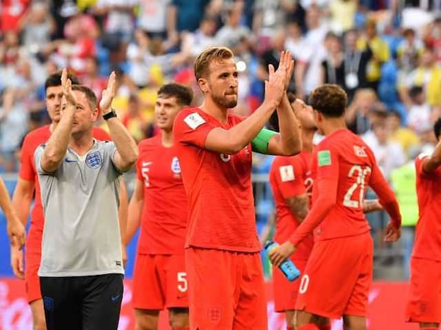 "World Cup 2018: Harry Kane Says ""Were Buzzing"" After Reaching Semi-Finals"