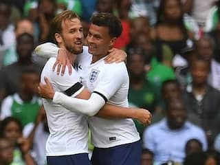 FIFA World Cup Friendly: Raheem Sterling Booked For Diving As England Down Nigeria