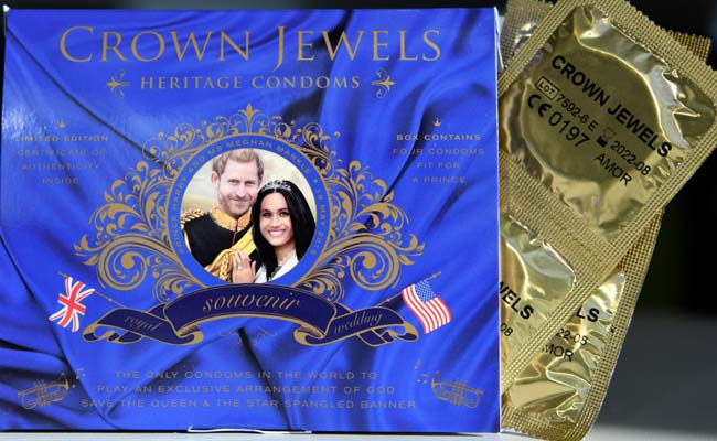 Condoms, Prayer And Sushi: All The Bizarre Royal Wedding Merchandise
