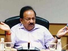 Harsh Vardhan Urges Four States To Join Ayushman Bharat