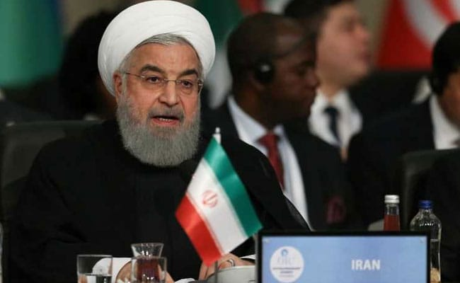 Rouhani: Iran will not give in to United States pressure