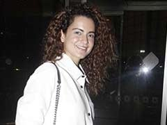 Another Day, Another Chic Airport Look From Kangana Ranaut