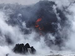 Hawaii Volcano's Gassy, Glassy 'Laze' New Threat For Residents