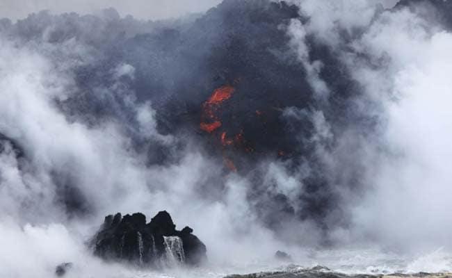 Hawaii Volcano's Gassy, Glassy 'Laze' New Threat For Residents