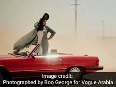 'Driving Force': Saudi Princess' Photo On Vogue Arabia Cover Sparks Row