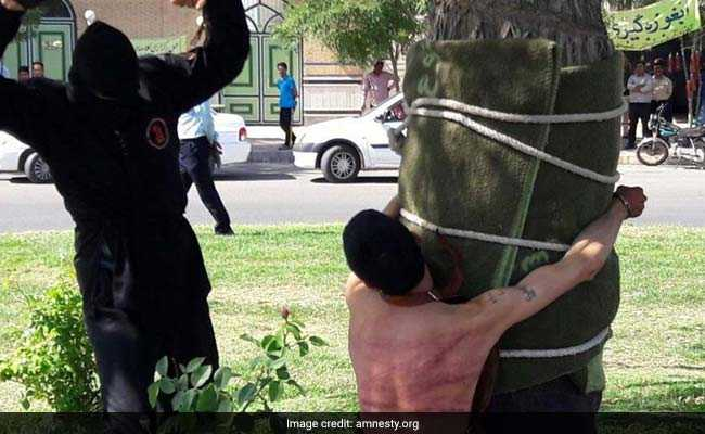 Iranian Man Flogged 80 Times For Drinking Alcohol 10 Years Ago