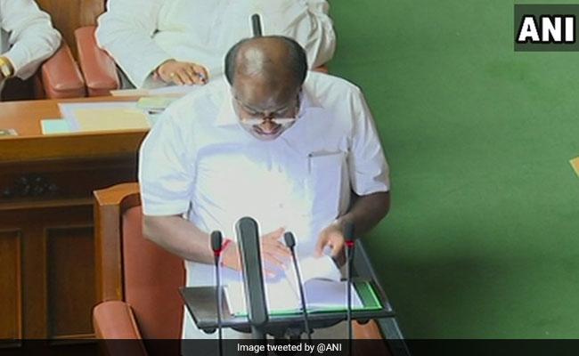 कर्नाटक में कांग्रेस-जेडीएस सरकार ने किसानों से कर्ज माफी का वादा किया पूरा, बजट में पेट्रोल-डीजल के दाम बढ़ाए