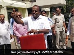 'விவசாயக் கடன்கள் ரத்து!'- கர்நாடக முதல்வர் குமாரசாமி அறிவிப்பு
